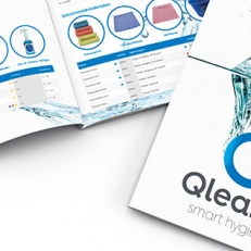 Qleaniq Brochure Mockup 800x317