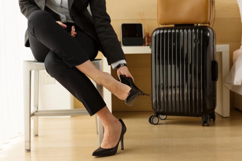 Schoenen uit, schone vloer - Qleaniq